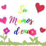 Mylimos MAMOS – sveikiname Jus!