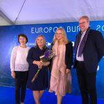 Panevėžio miesto bendruomeniniai šeimos namai gavo apdovanojimą už bendruomeniškumo skatinimą